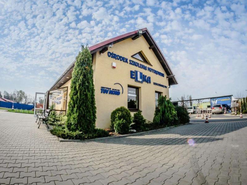 Ośrodek szkolenia kierowców – Elka